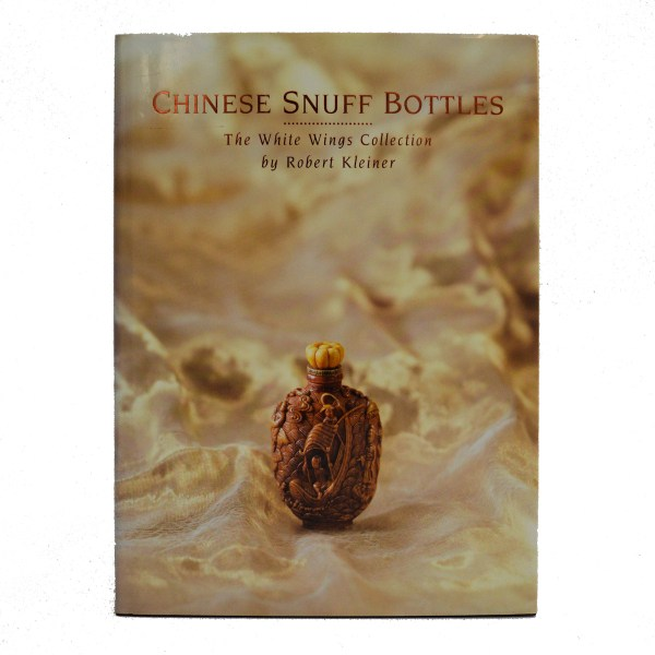 CHINESE SNUFF BOTTLES THE WHITE WINGS COLLECTION BY ROBERT KLIENER