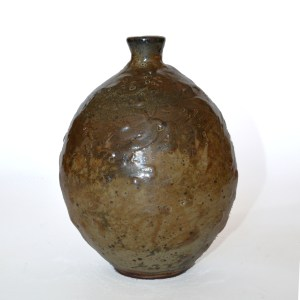 JAPANESE STUDIO POTTERY TSUBO