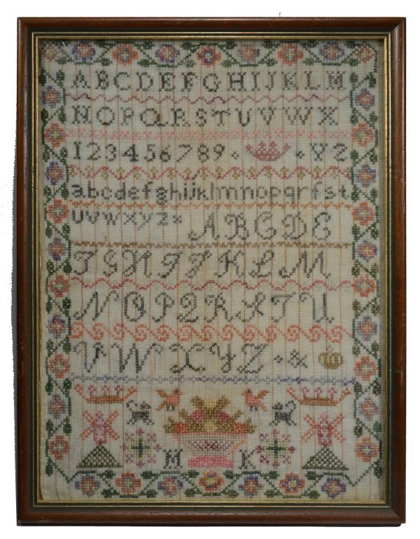 sampler-victorian-antique-alphabet-numerals-animals-DSC_9270