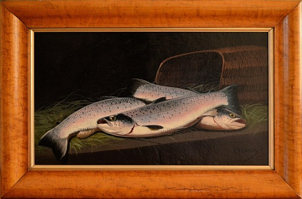 james-russell-oil-painting-still-life-salmon-creel-folk-art-for-sale-DSC_9691 (2)