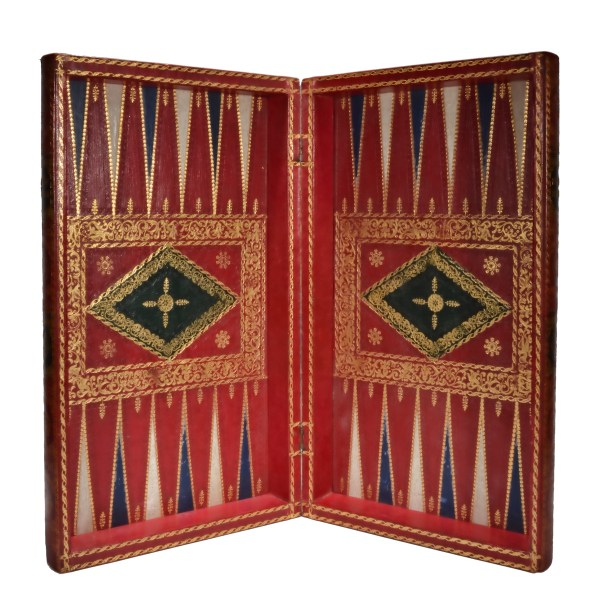 antique-chess-backgammon-folding-leather-book-history-of-russia-DSC_0570