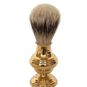 GENTLEMANS ANTIQUE SHAVING BRUSH FOR SALE IN UK
