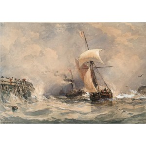 FIND E W COOKE PAINTINGS FOR SALE IN UK