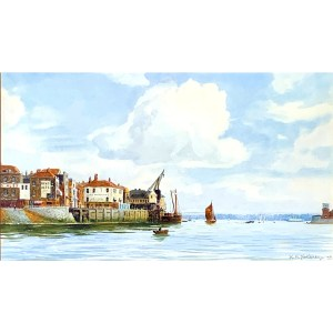 FIND PAINTINGS OLD PORTSMOUTH PUBS FOR SALE IN UK