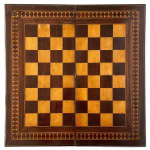 FIND ANTIQUE CHINESE WOOD CHESS BOARD FOR SALE IN UK