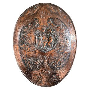 FIND ANTIQUE MILTON SHIELD BY ELKINGTON FOR SALE IN UK