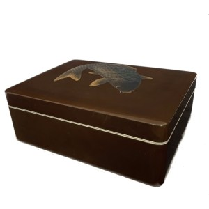 FIND ANTIQUE JAPANESE BUNKO BOX FOR SALE IN UK