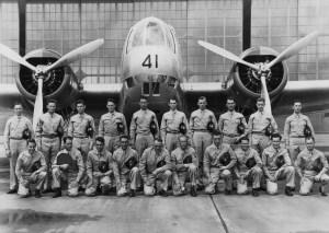 July 8, 1941 Graduation Class, Aircraft Mechanics School, Hickam Field, Oahu, Hawaii