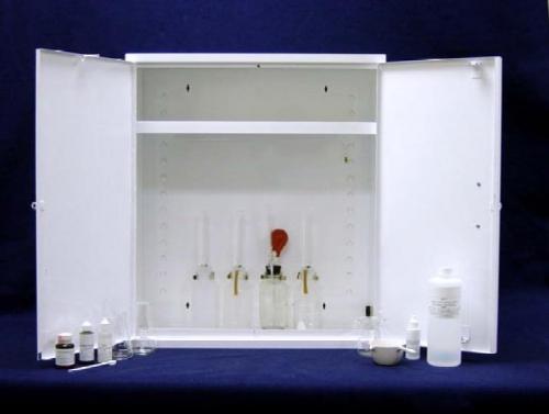 0853 Cabinet Test Station Steel