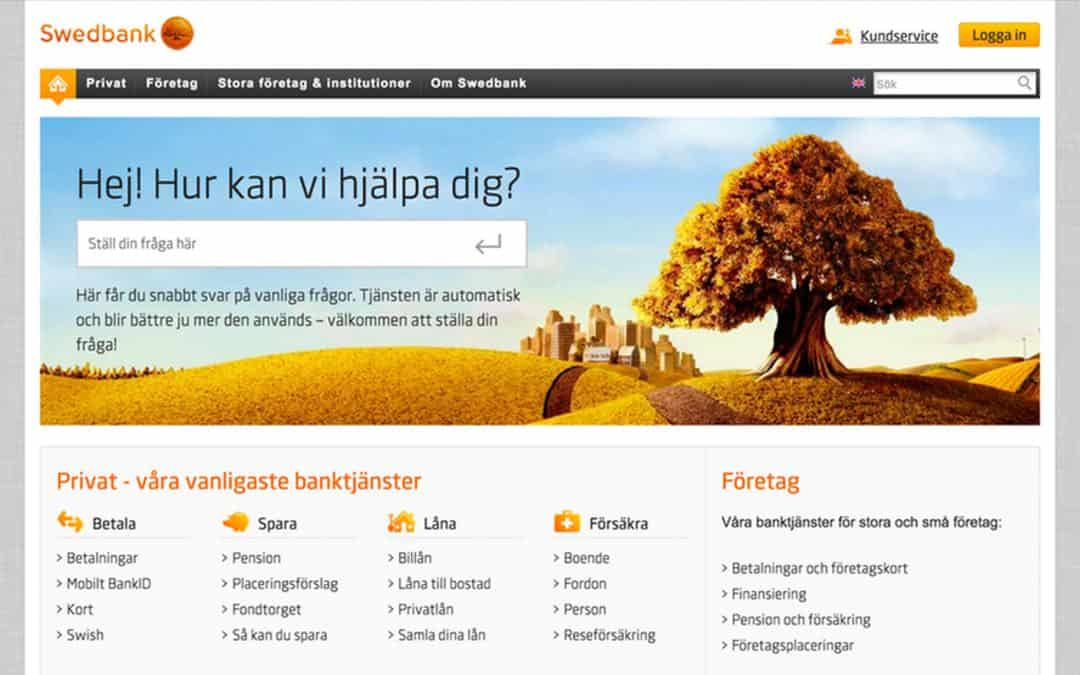How Swedbank leverages virtual assistants to boost customer satisfaction and retention