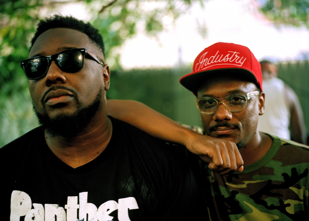 Phonte and Donwill