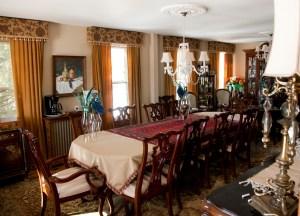 Sawyer Mansion - Dining Room