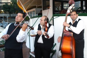 Gypsy Band - River Boat on the Danube