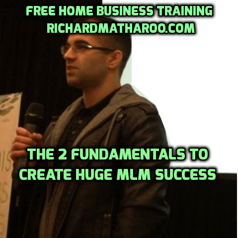 2 Essentials To Create Huge MLM Success