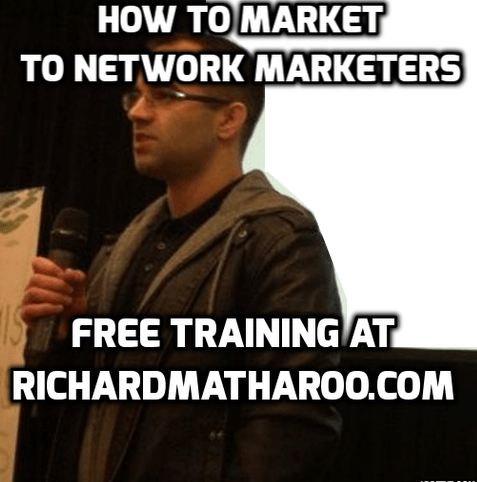 How To Market Your Home Business To Existing Network Marketers