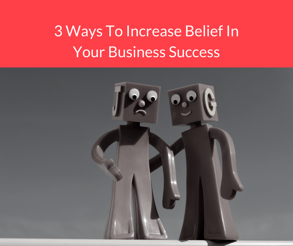 3 Takeaway Techniques To Skyrocket Your Belief In Your Future Success