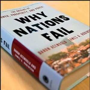 Why Nations Fail by James Robinson