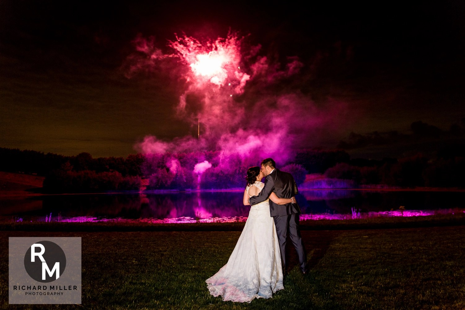 Cherry Orchard Lake Wedding Photography