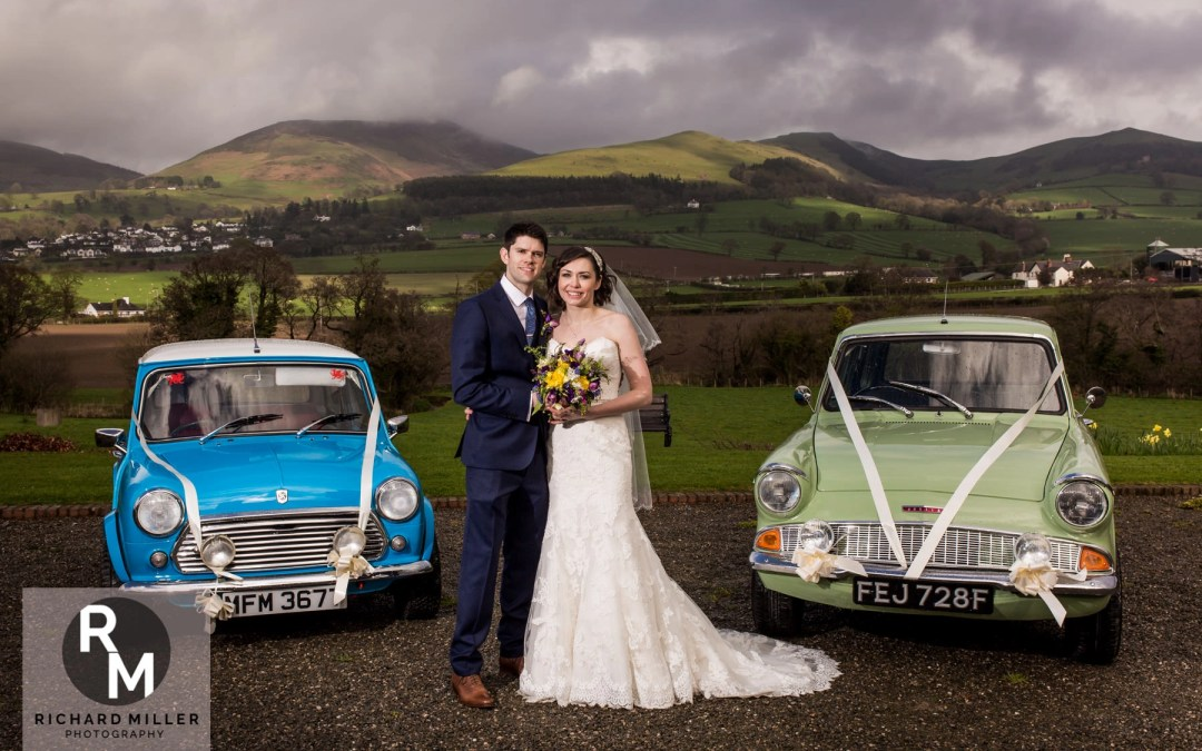 Ruthin Vale Country Club Wedding Photography – Daniel and Lisa