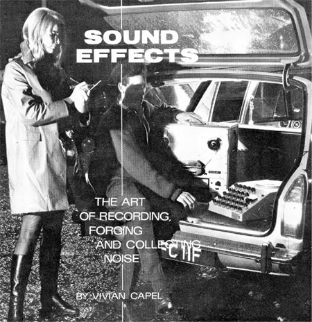 Recording sound effects, Tape Recorder magazine, Feb 1968 p80