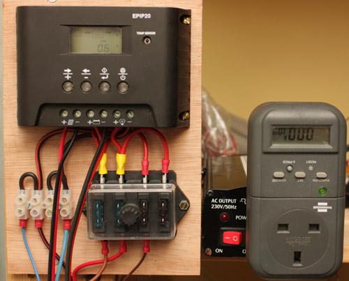Solar Powered 12v Lighting System Richard Mudhar
