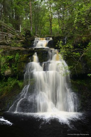 Glenbarrow waterfall, Laois
