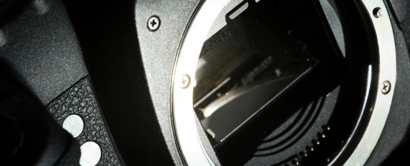 CMOS SLR inside