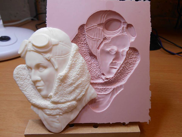 mould-and-casting-of-Amy-Jo