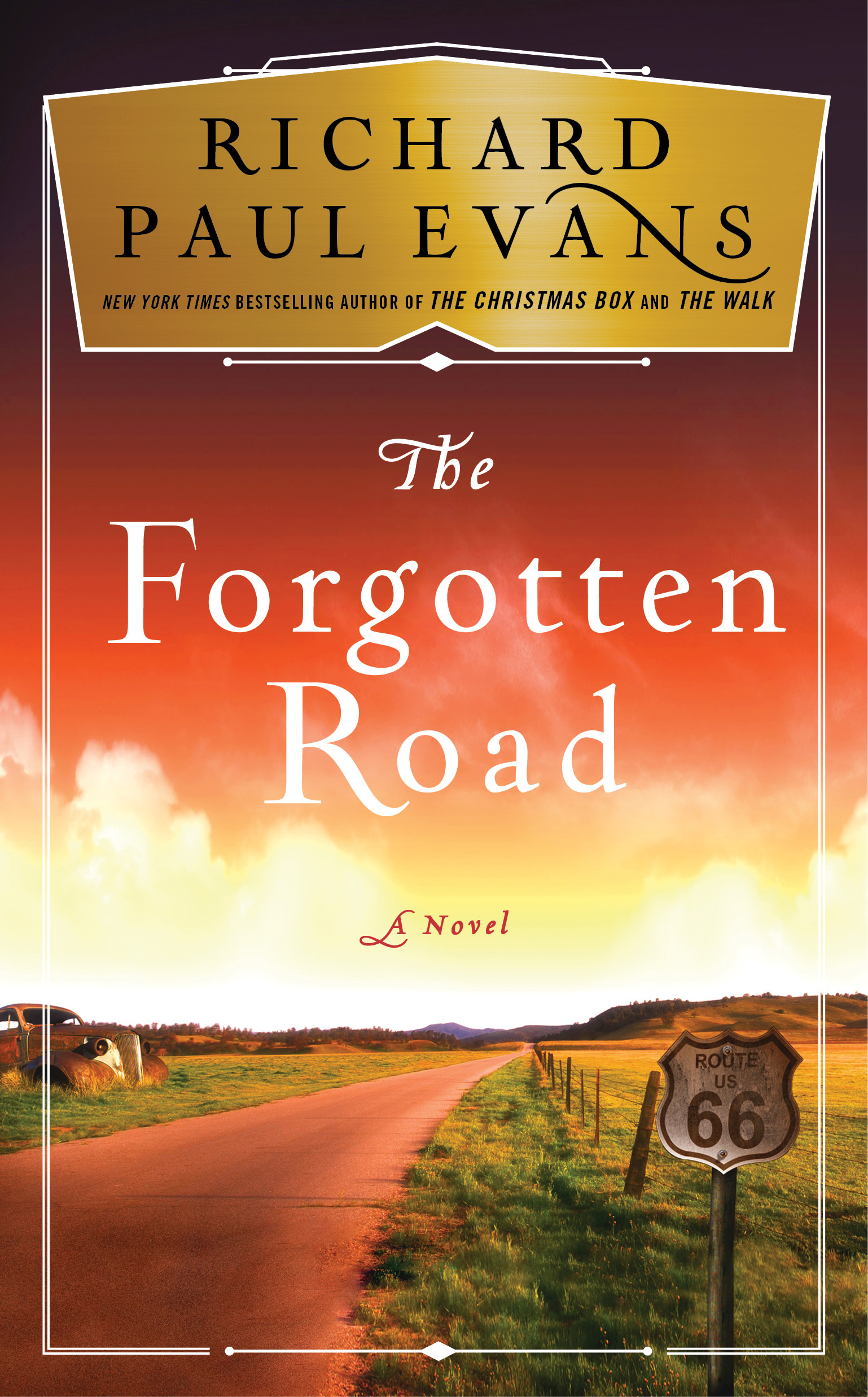 Image result for the forgotten road by richard paul evans