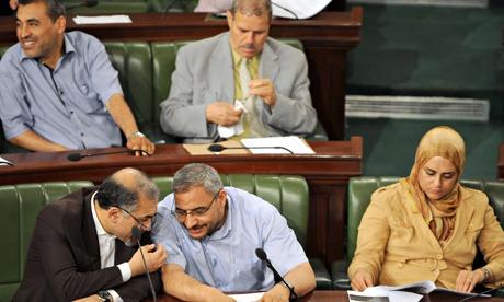 Ennahda politicaians