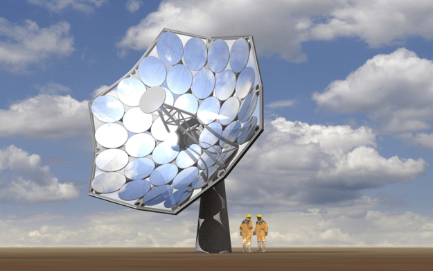 Dsolar: collaborative innovation between IBM and Airlight