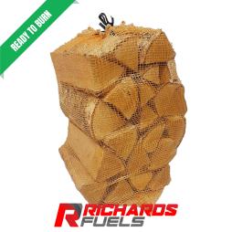logs in nets
