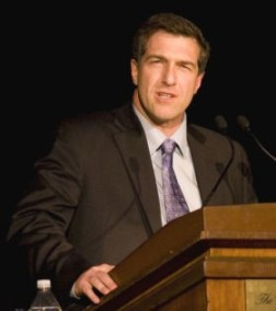 Akiva Tor directs Israel's campaign against Iran among Northwest Jews