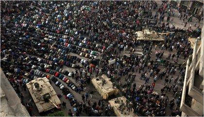egyptian demonstrations