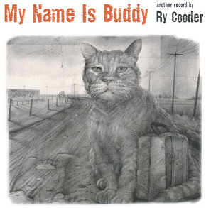 my name is buddy ry cooder album cover