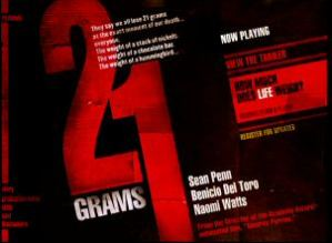 '21 Grams': Lost Souls in a Grim, Unforgiving World
