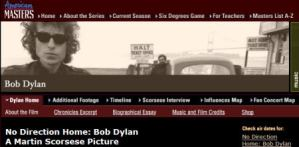 <i>No Direction Home</i> and Why a Bob Dylan Can Never Happen Again