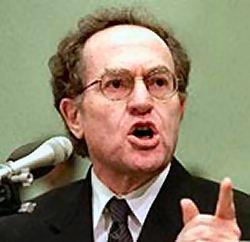 Dershowitz to Dispense Advice in Forward's Bintel Brief