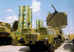 Israel Threatens Attack If Russia Ships S-300 Missiles to Syria
