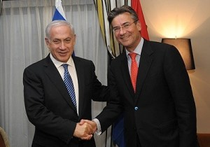 Catastrophic Dutch State Visit to Israel