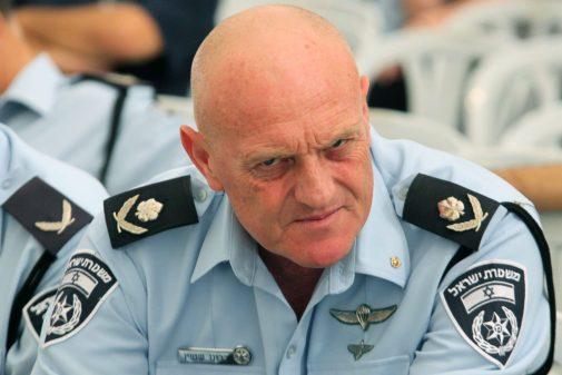 baruch stein israeli police