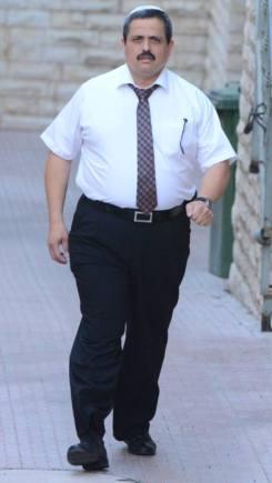 roni alsheikh new israeli national police chief