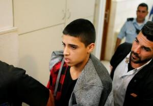 The Fraud That is Israeli Justice: Palestinian Minor Sentenced to 12 Years for Knife Attack