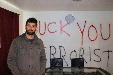 hasel afshar hate crime victim