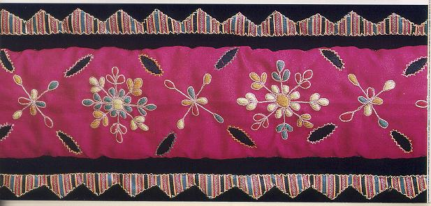 palestinian quilt