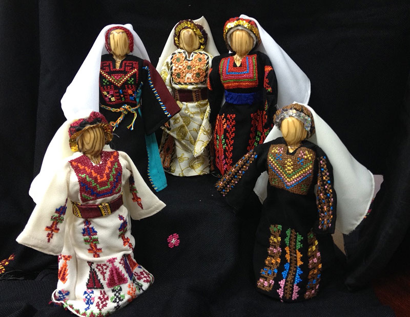 dolls of palestine