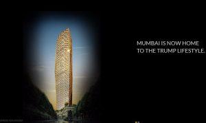 trump mumbai