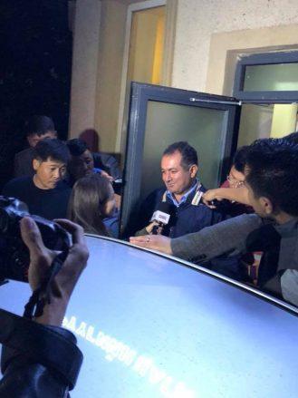 turkish teacher kidnapped