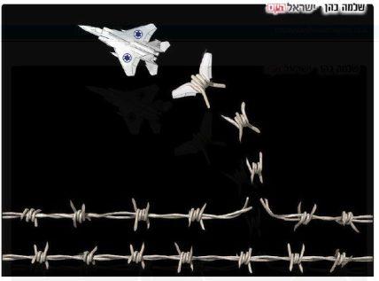 israeli holocaust cartoon