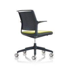 Nhs Posture Chair Blue And White Striped Accent Ad Lib Richardsons Office Furniture Supplies